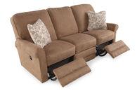 La-Z-Boy Addison Mushroom Reclining Sofa