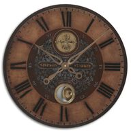"Uttermost Simpson Starkey 23"" Wall Clock"