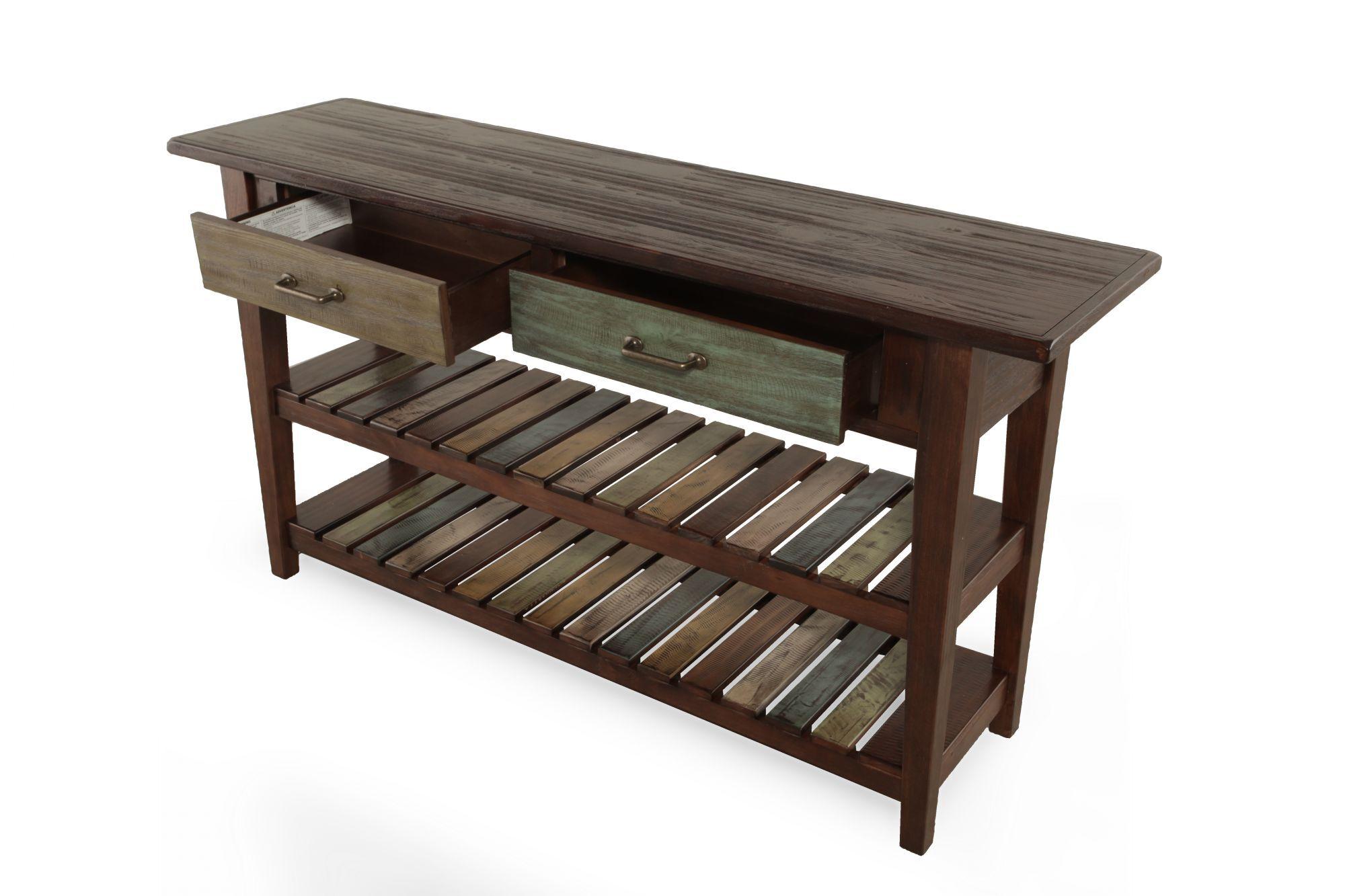 Ashley Mestler Console Table