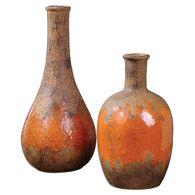Uttermost Kadam Ceramic Vases S/2