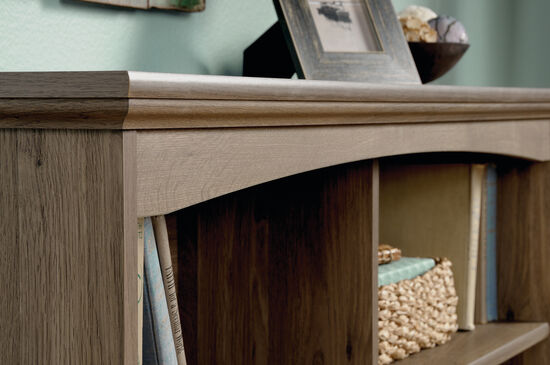 Casual Bin Bookcase in Salt Oak