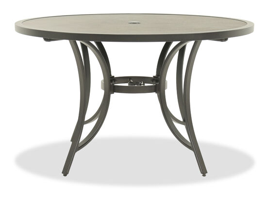 Ashley Carmadelia Brown Round Dining Table