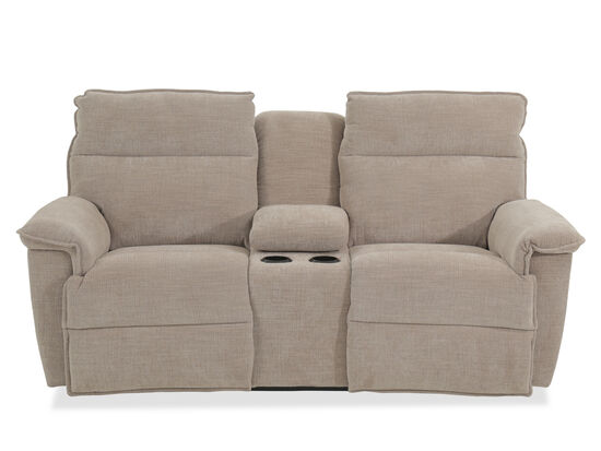 "Reclining Casual 79.5"" Loveseat in Barley"