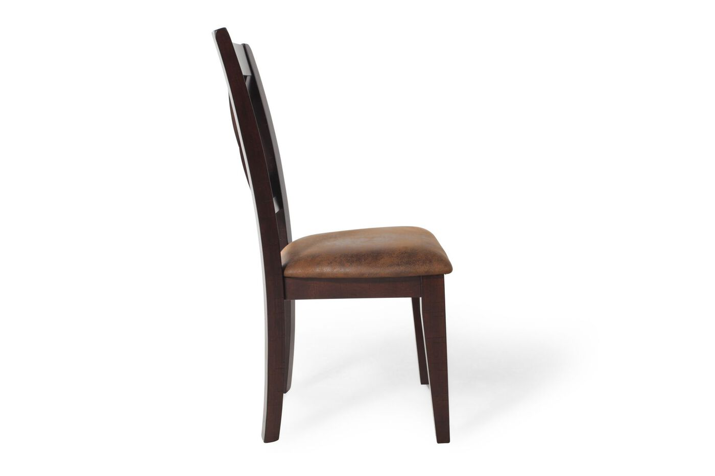 Two Piece X Back 403939 Side Chair