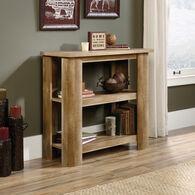 MB Home Artisan Craftsman Oak 2-Shelf Bookcase