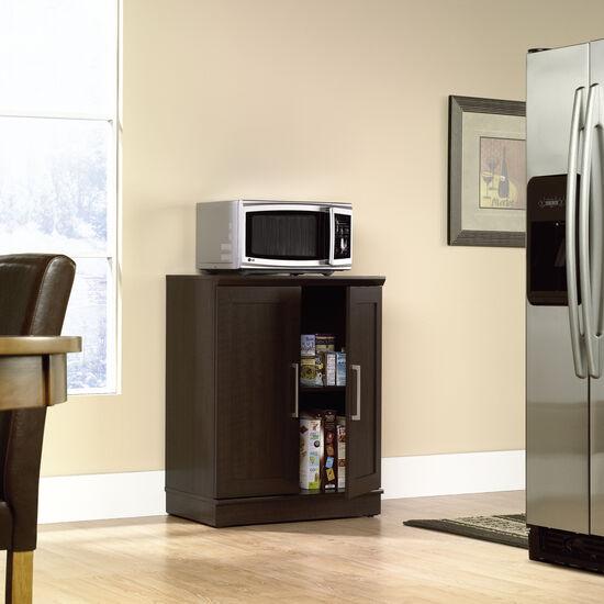 Two-Door Contemporary Base Cabinet in Dakota Oak