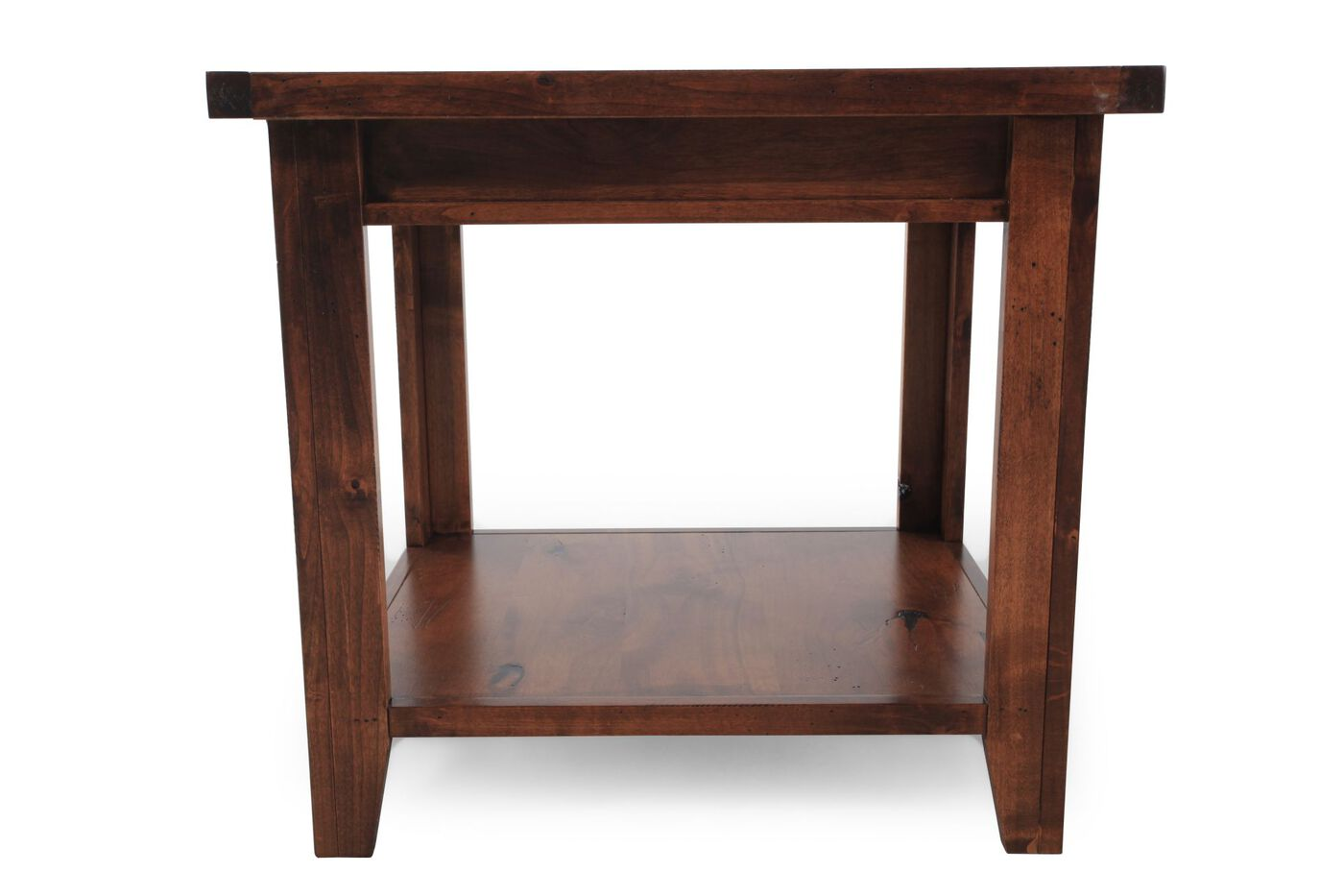 small chairside table. Images Rectangular Casual End Table\u0026nbsp;in Medium Brown Small Chairside Table