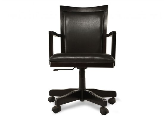 Ashley Carlyle Arm Chair with Swivel