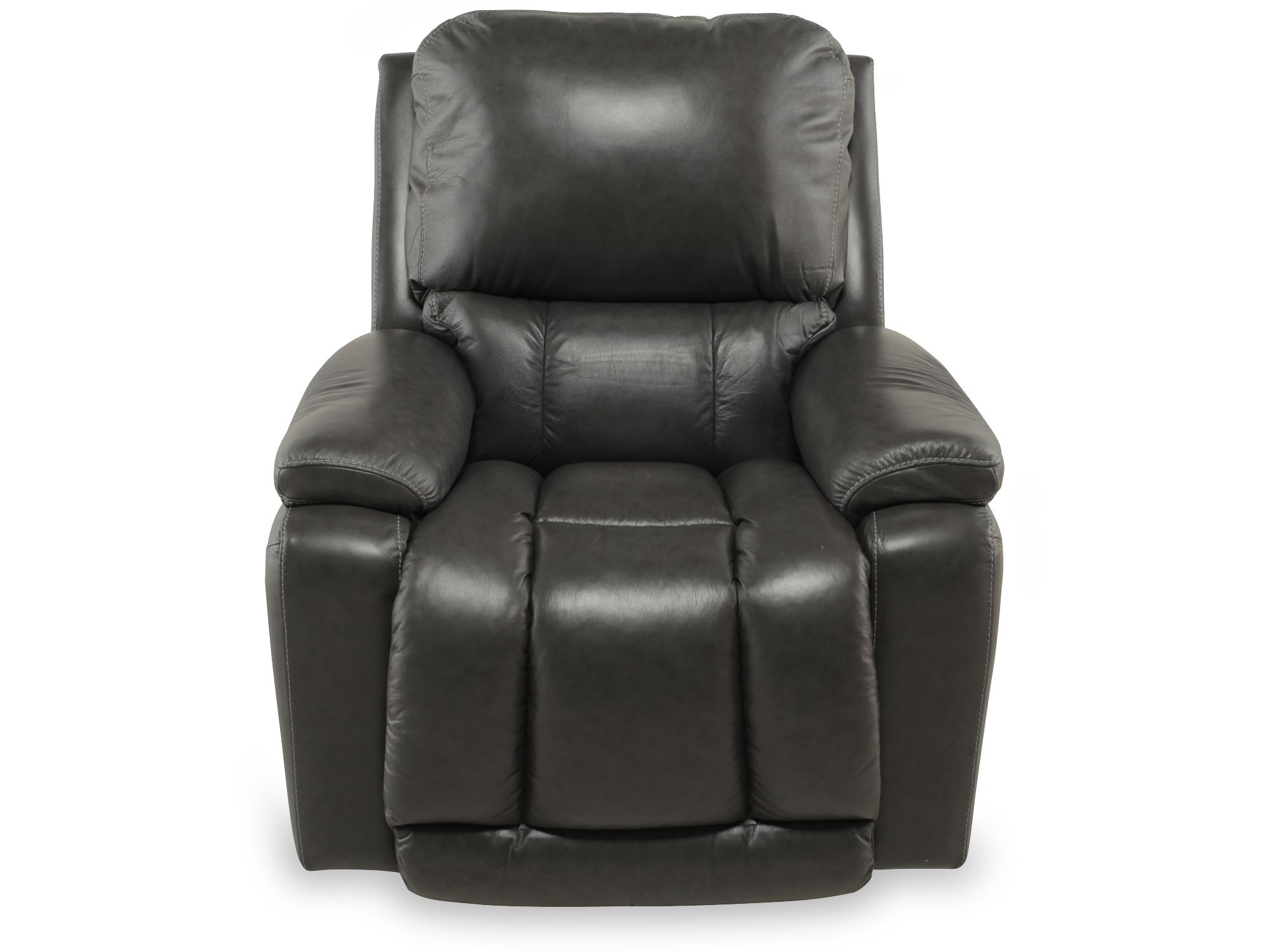 La-Z-Boy Greyson Power Recliner ...  sc 1 st  Mathis Brothers & Recliners - Reclining Chairs u0026 Sofas | Mathis Brothers islam-shia.org