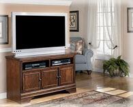 Ashley Hamlyn Dark Brown Medium TV Stand