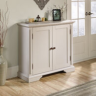 MB Home High-Street Cobblestone Accent Storage Cabinet