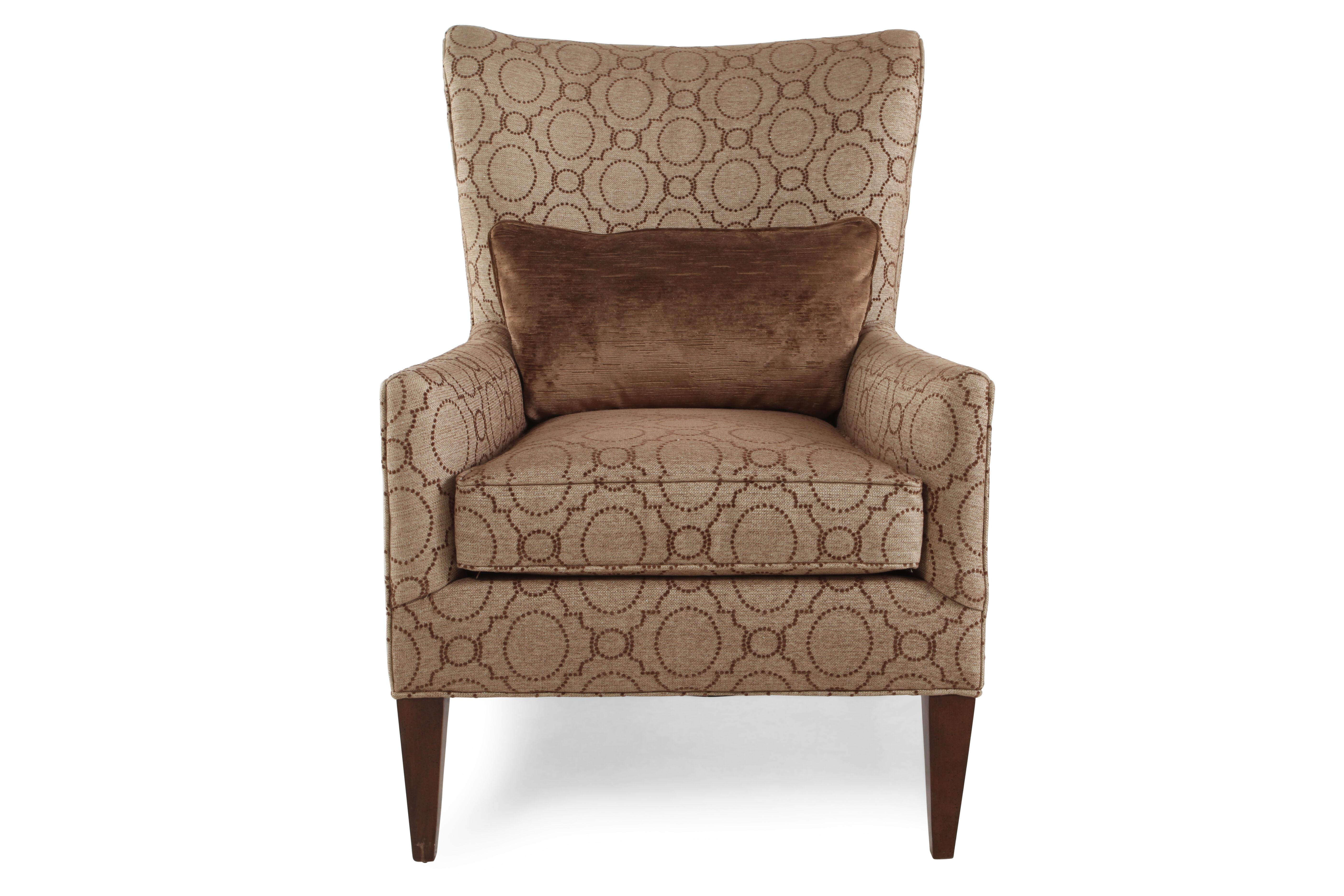 Sam Moore Hoffman Wing Chair