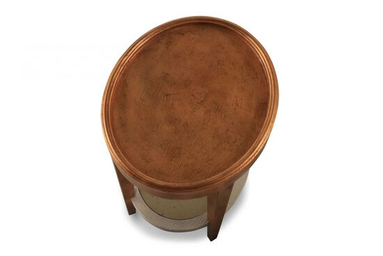 Hooker Gilded Accent Table