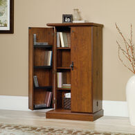 MB Home Presidency Milled Cherry Multimedia Storage Cabinet