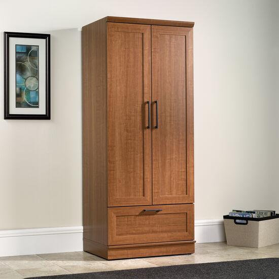 """71"""" Contemporary Wardrobein Sienna Oak"""