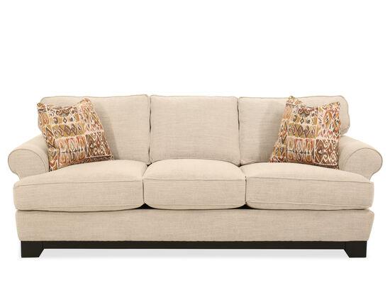 Casual Sofa in Beige