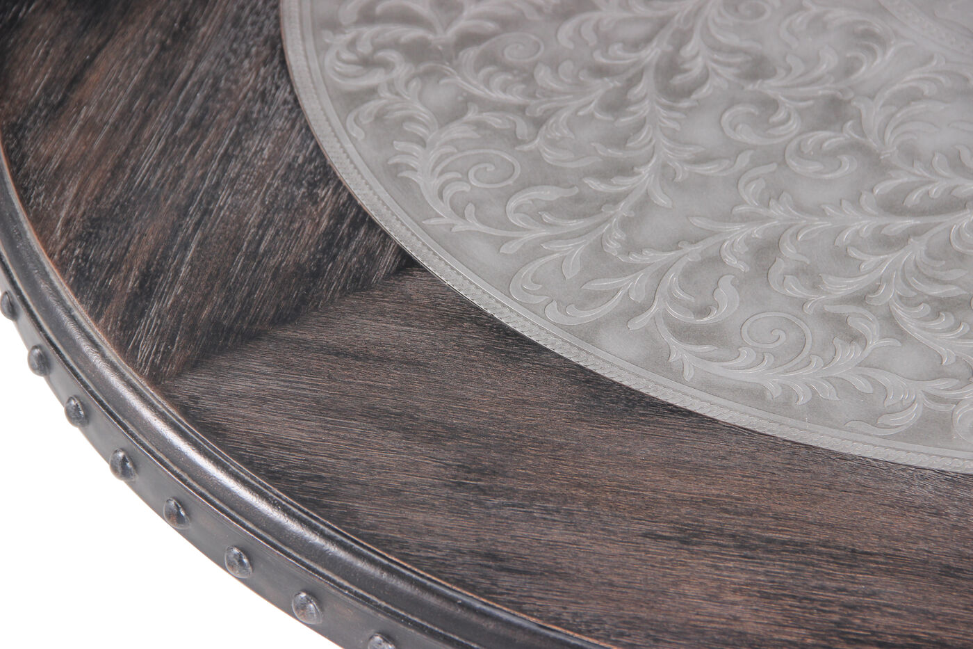 ashley jonidell round cocktail table mathis brothers furniture