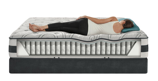 Serta iComfort Applause II Plush Mattress