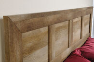 MB Home Brookshire Barn Craftsman Oak Full/Queen Headboard