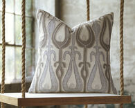 Ashley Arrowsic Natural 20 x 20 Pillow Cover