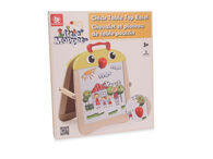 Family Games America Little Moppet Chick Table Top Easel