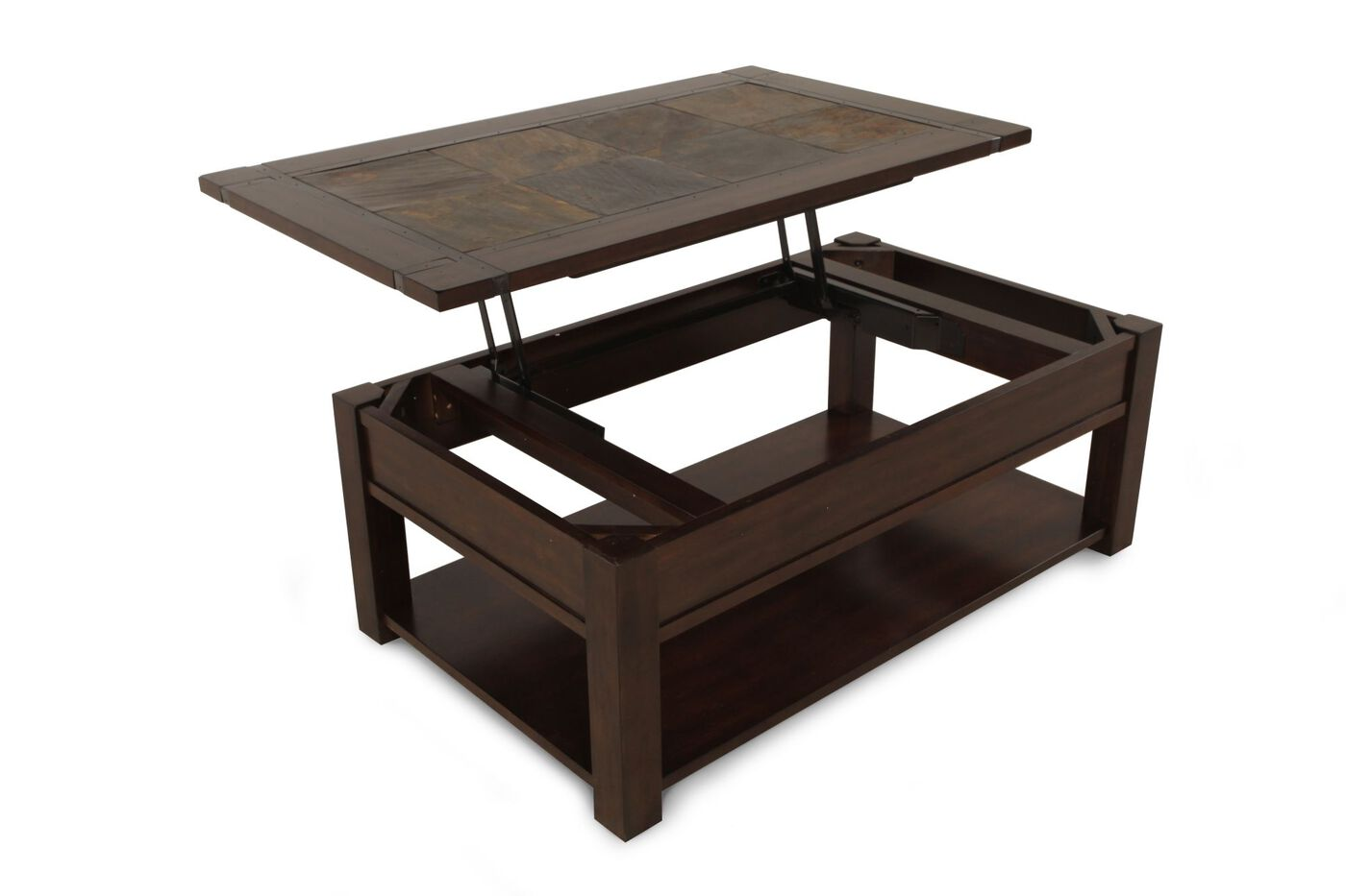 Lift Top Contemporary Cocktail Table Nbsp