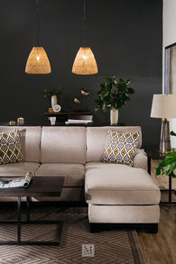 Jonathan Louis Sagittarius Choices Two-Piece Sectional