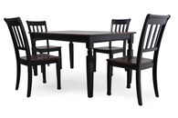 Ashley Owingsville Five-Piece Dining Set