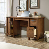 MB Home Canary Lane Milled Cherry Computer Desk