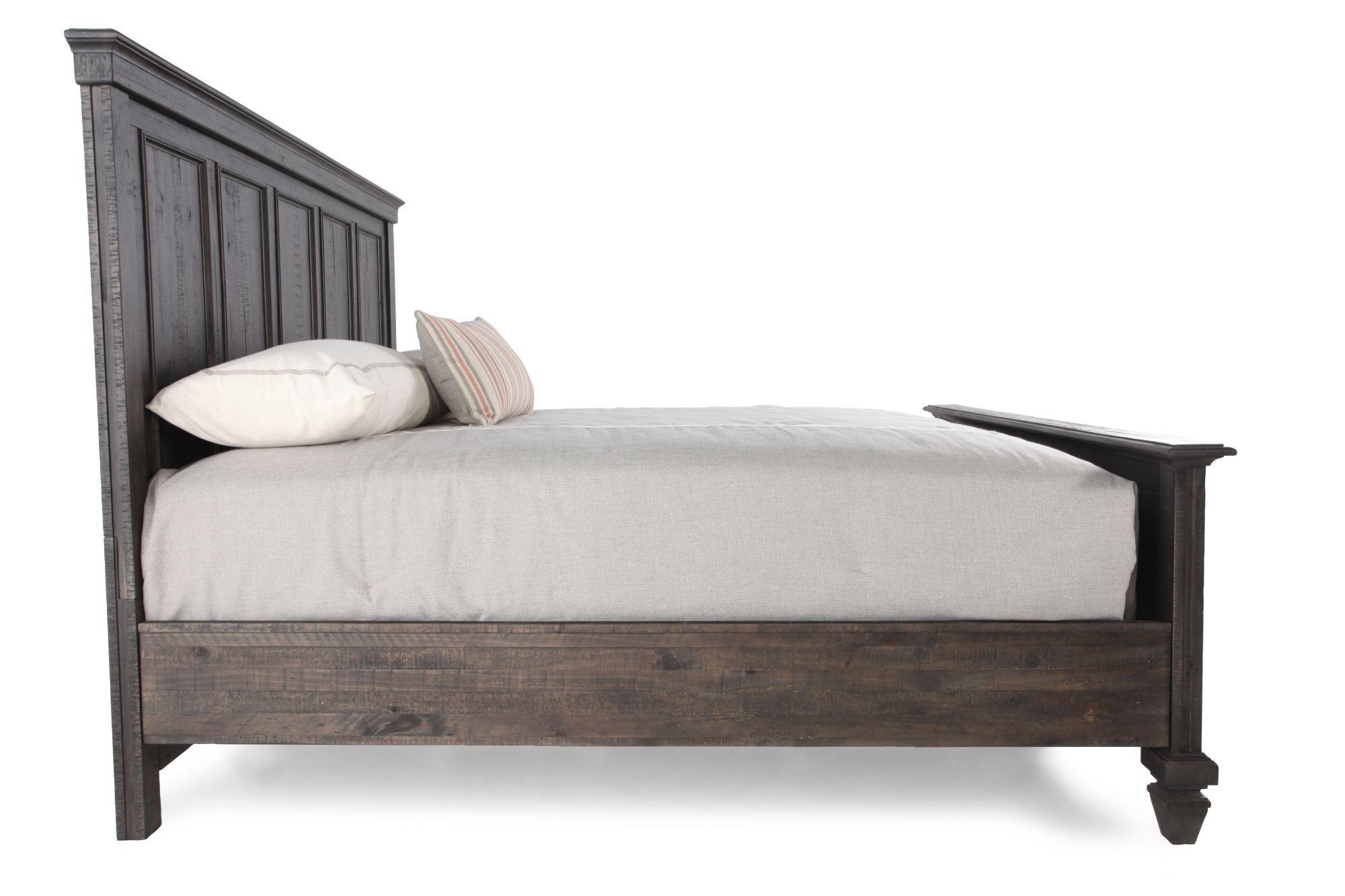 magnussen home calistoga panel bed - Magnussen Furniture