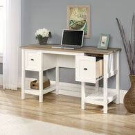 MB Home Hampton Soft White Desk