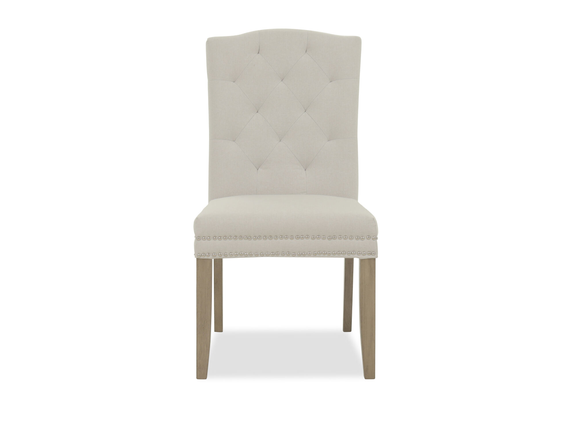 Images Contemporary Tufted Back Dining Chairu0026nbsp ...