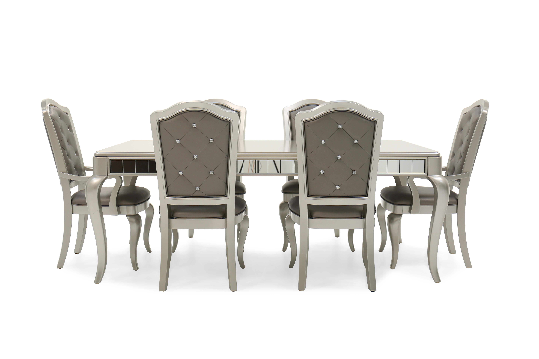 samuel lawrence diva sevenpiece dining set