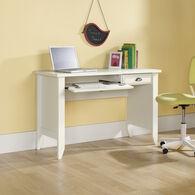 MB Home Malibu Soft White Computer Desk