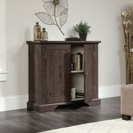 MB Home High-Street Coffee Oak Accent Storage Cabinet