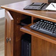 MB Home Lake Wood Brushed Maple Computer Desk