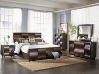 Magnussen Home Fuqua California King Bed