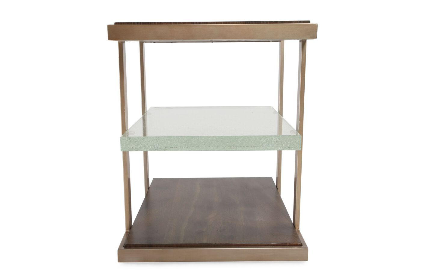 Images Square Contemporary End Table Nbsp In Um Brown