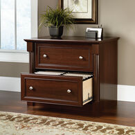 MB Home Verdant Valley Select Cherry Lateral File Cabinet