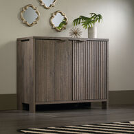 MB Home Haute Fossil Oak Accent Storage Cabinet