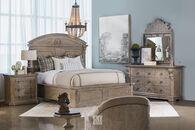 A.R.T. Furniture Arch Salvage Wren Brown Dresser