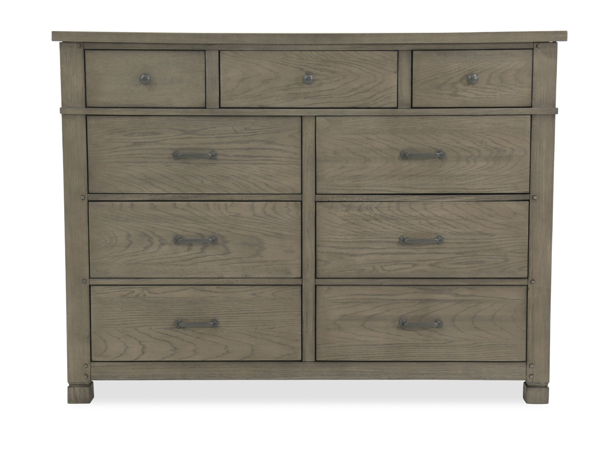 Marvelous 44u0026quot; Country Nine Drawer Chesser In Stone
