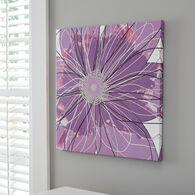 Ashley Berdina Purple/Multi Wall Art