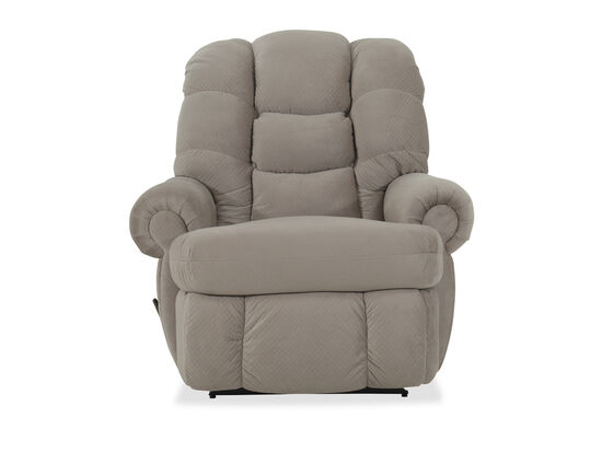 "Casual 44"" Wall Saver Recliner in Beige"