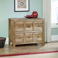 MB Home Brookshire Barn Craftsman Oak Anywhere Console