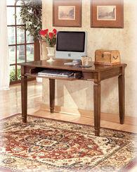 Ashley Hamlyn Medium Brown Home Office Small Leg Desk