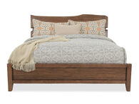 Samuel Lawrence Lincoln Park Live Edge Queen Bed
