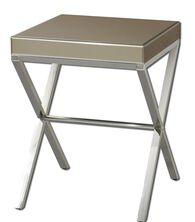 Uttermost Lexia Modern Side Table