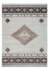 "Lb Rugs||Lb Hand Tufted Wool Natural 3'-6"" X 5'-6"" Rug