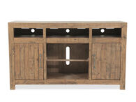 Ashley Sommerford Brown TV Stand